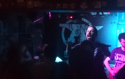 Live Review: Burned-Out Festival