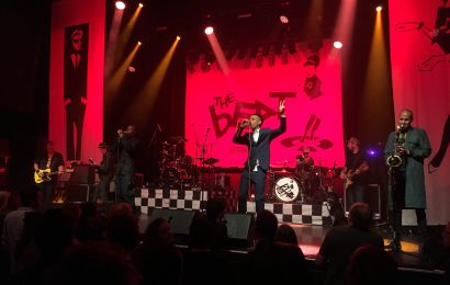 Live Review: The Beat and The Selecter at Het Depot, Leuven
