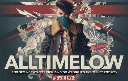 Creeper announced as All Time Low support