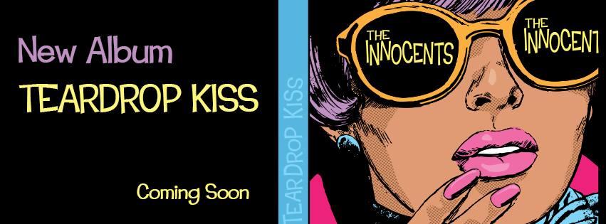 Album Review: The Innocents – Teardrop Kiss