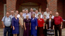 1959 United attendees at the convention's 2009 session.