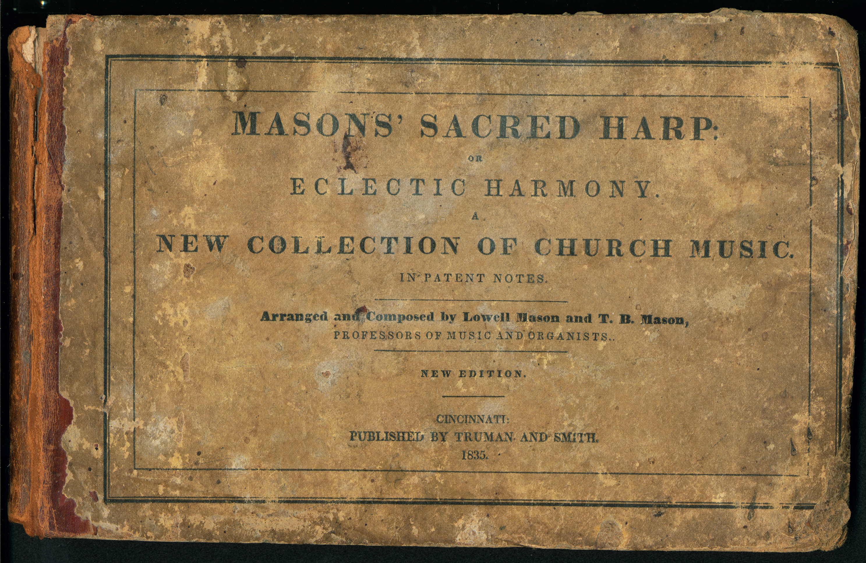 Newsletter, Vol  6, No  2 | Page 2 of 13 | The Sacred Harp