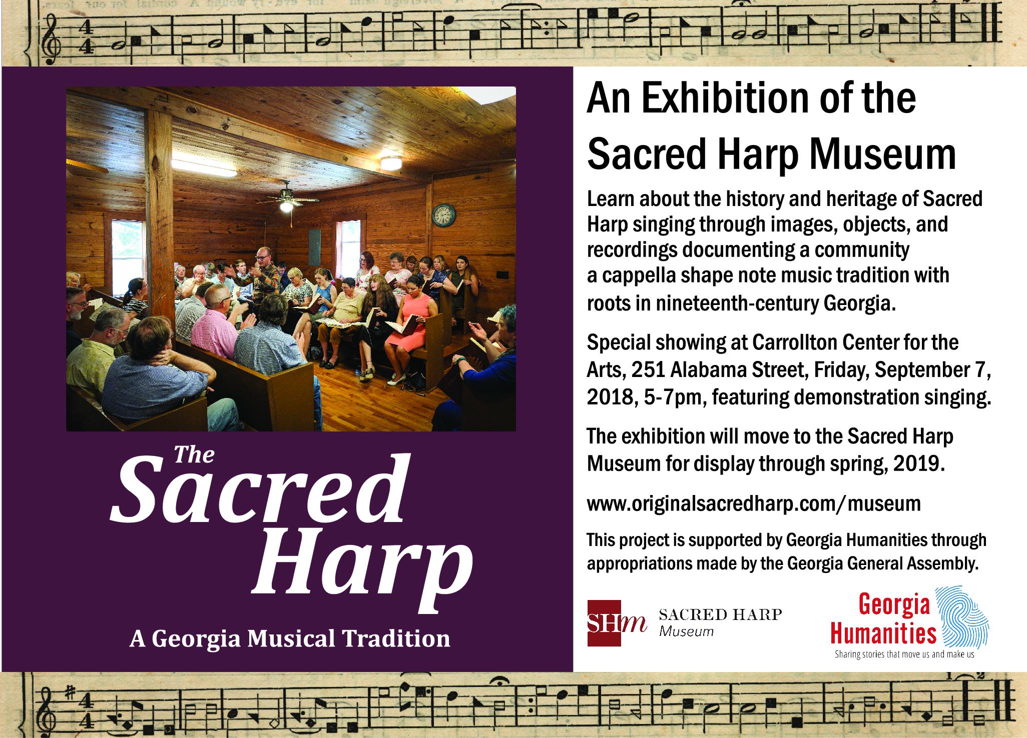 Sacred Harp Museum | The Sacred Harp Publishing CompanyThe