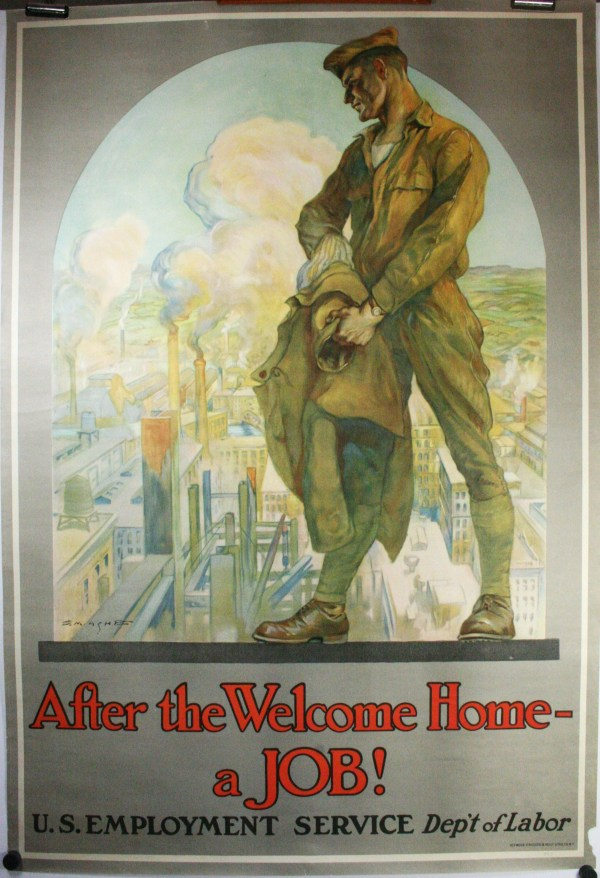 Home - Job . Ashe Original Ww1