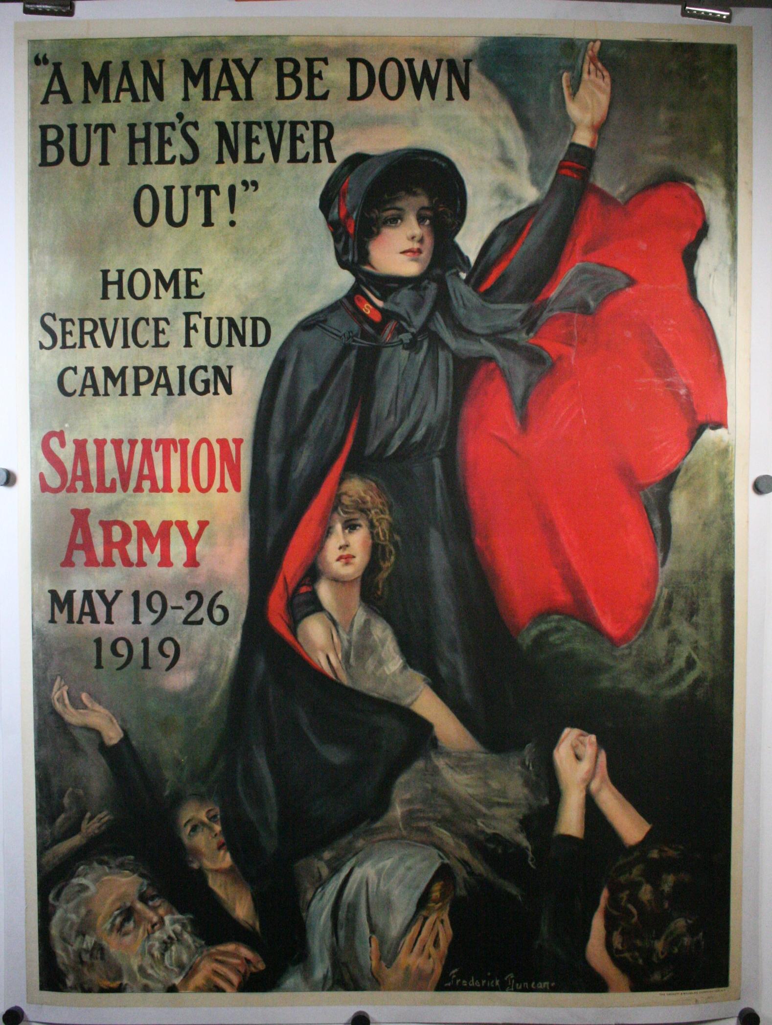 WW1 Posters