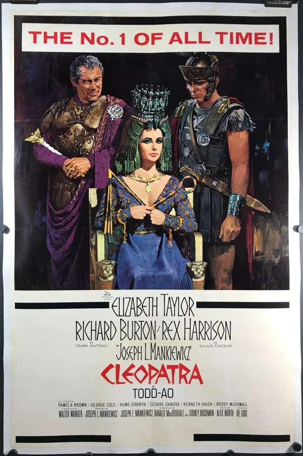 Vintage Taylor Cleopatra Movie