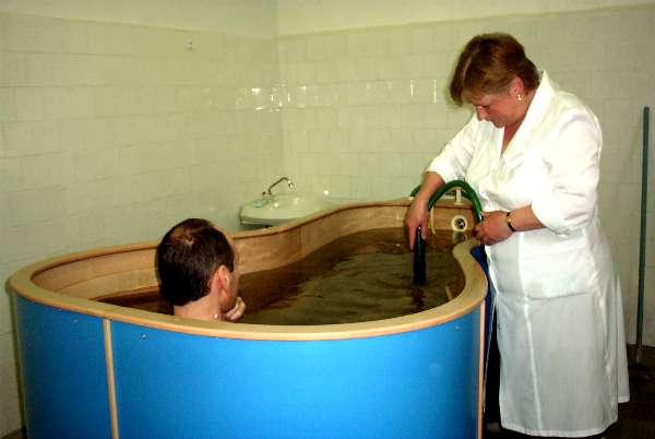 Чем полезны радоновые ванны для мужчин
