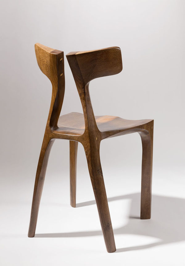 The Oak Chair Alan Meredith