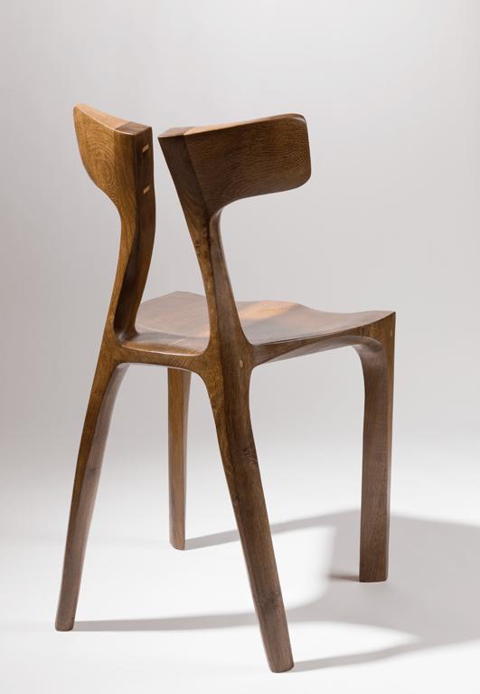 The Oak Chair Alan Meredith