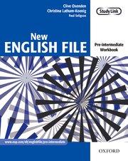 Www.oup.com/elt/englishfile : www.oup.com/elt/englishfile, English, Pre-Intermediate, Workbook