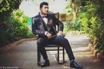 Darshan Mandhana, winner Mr Gay World, India, 2017