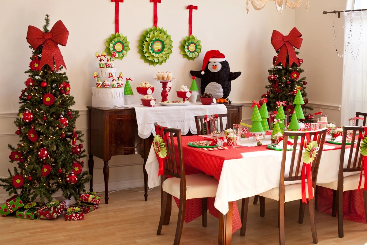 25 christmas party decoration