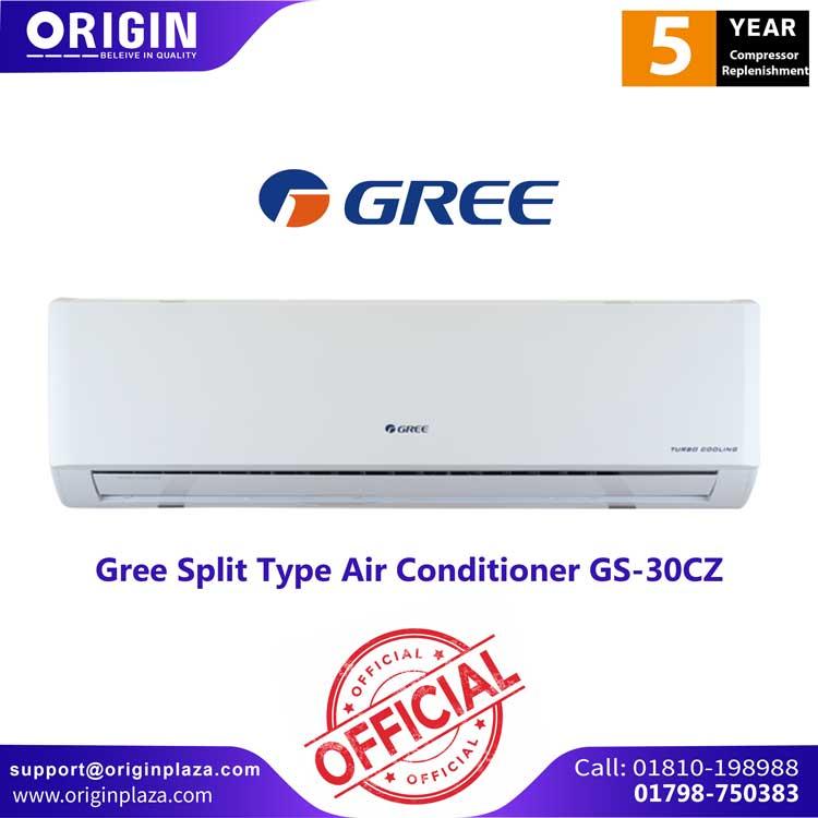 Gree-Split-Type-Air-Conditioner-GS-30CZ-origin-plaza