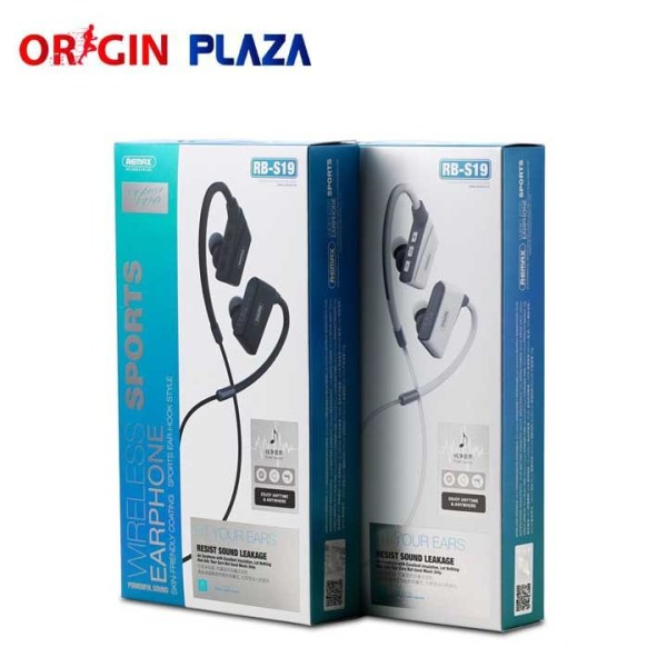 Remax RB-S19 Sound Neckband Sports Wireless Earphone price in bd