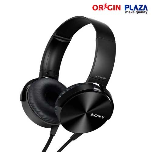 SONY MDR-XB450 Over The Ear Extra Bass Headphone orginal originplaza