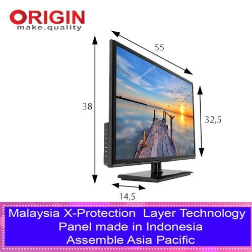 origin 24 inch tv price in bangladesh