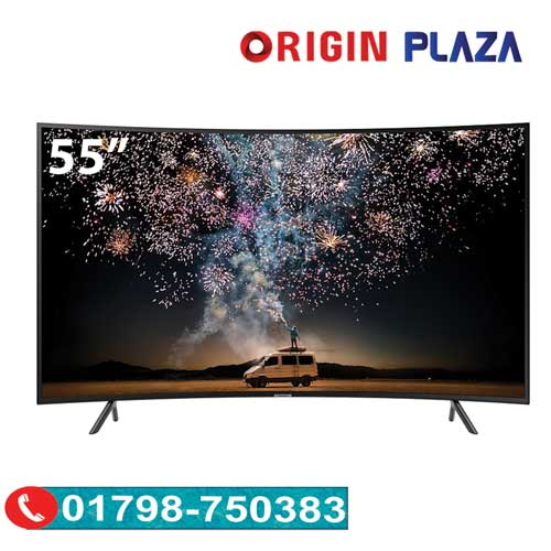 55 inch Samsung RU7300 Curved TV