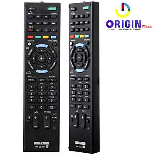 SONY-TV-Remote-origin-plaza