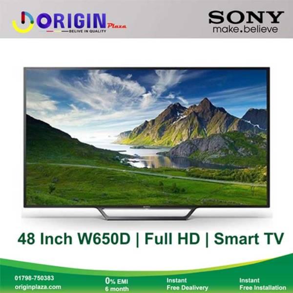 Sony 48inch W650D