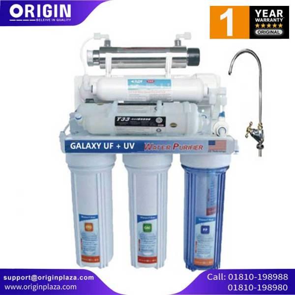 6 Stage Water Purifier UV & UF Technology