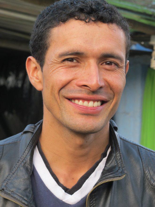 Colombia Finca La Loma Javier Golondrino