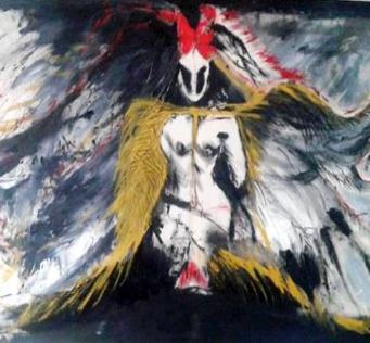 Expo Art & Us - Cassie Jale