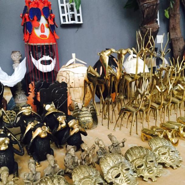 Bijoux Touareg sera présent au Marché Artisanal et Bio - Made in Africa