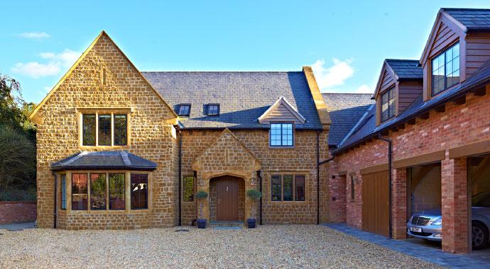 Tips For Building A House In The UK Orignative Com Original