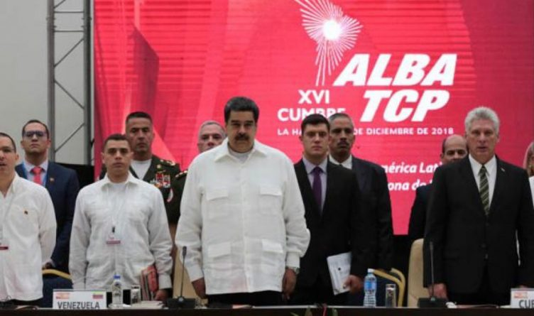 Venezuela Proposes ALBA to Adopt the Petro