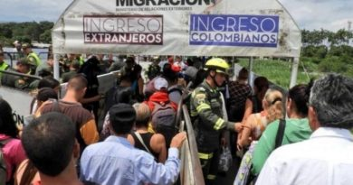 *Five surprises in the latest report from Colombia on Venezuelan migration