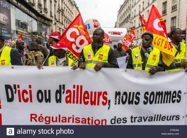 France's CGT union calls 48-hour energy strike in support of yellow vests