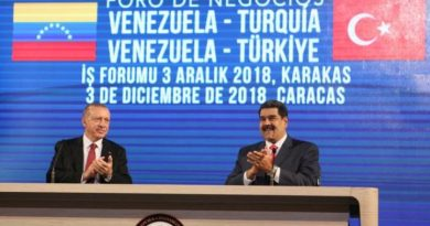 * The strategic approach of Turkey-Venezuela relations (special report)