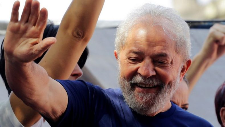 Brazilian Judge Issues Ruling that Could Free Lula