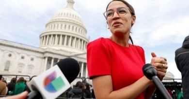 Ocasio-Cortez Won't Join AIPAC's Israel Trip