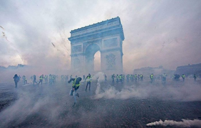 """""""The Gilets Jaunes have blown up the old political categories"""""""