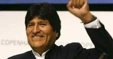 Evo Morales: US Retreat from Syria is a Victory for the Syrian People