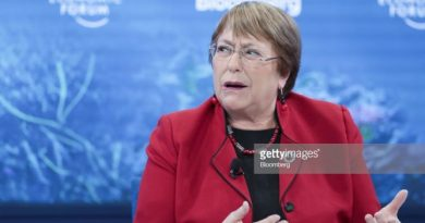 """Peaceful Solution"": Bachelet Does Not Support Self Proclamation of Guaido"