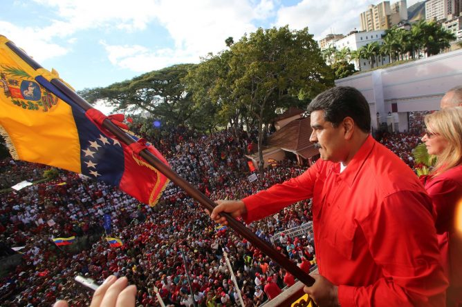 """Maduro: """"We Have Made Mistakes in the Exchange Rate Policy"""" (Interview)"""