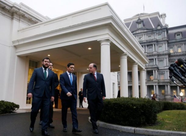 Guaido Continues Diplomatic Efforts as Venezuelan Courts Open Proceedings against Him