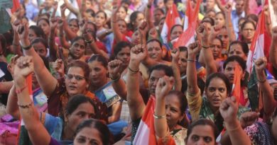 The largest strike in history is happening in India right now (in pictures)