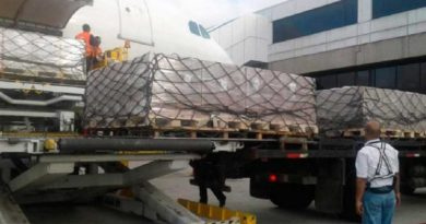 11,000 Dialyzers Arrived in Venezuela to Replace Fire Losses in Guarenas