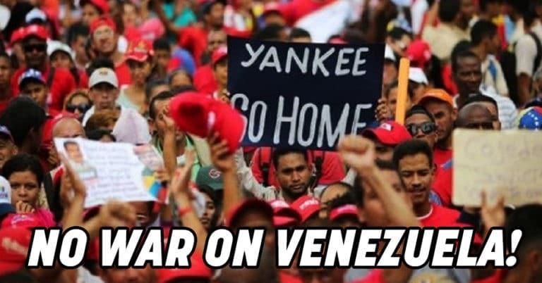 Canada's Hands Off Venezuela: No Coup, No Sanctions, No 'Lima Group'