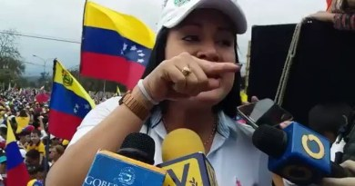 Governor of Tachira (Opposition) Threatened for not Recognizing Guaido