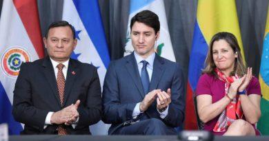 Russian and alternative media denied access to Venezuela meeting in Canada