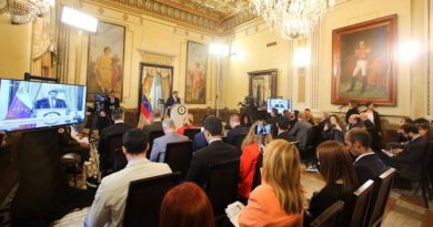 Maduro supports the Montevideo Mechanism but does not support the EU Contact Group communique