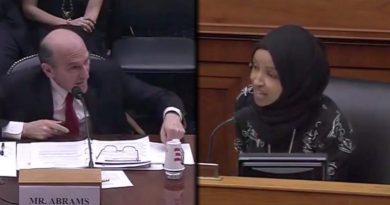 Will you support genocide in Venezuela?: Congress member Ilhan Omar challenges notorious coup-monger Elliott Abrams