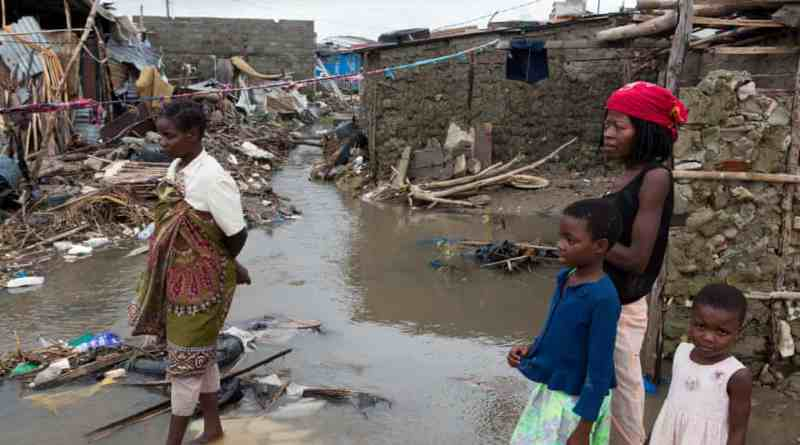 Cyclone Idai Crisis Deepens as First Cases of Cholera Confirmed in Mozambique