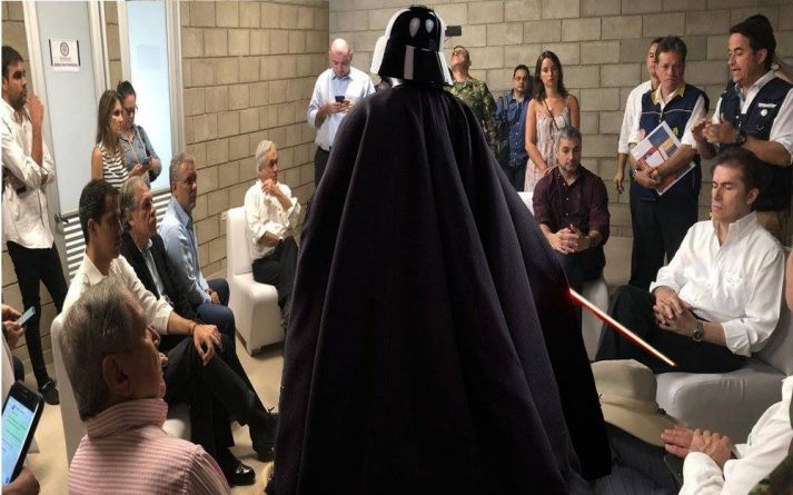"""US Inspired by """"Darth Vader"""" to End the Maduro """"Regime"""" (not as the Force)"""