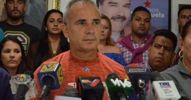 Bernal: They intend to use Táchira as a Space to Promote Violence