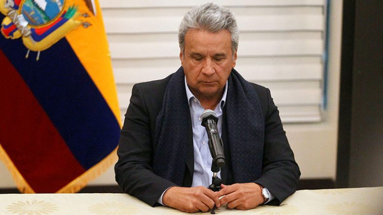 The Attorney General of Ecuador Opens an Investigation Against President Moreno: INA Papers Affaire